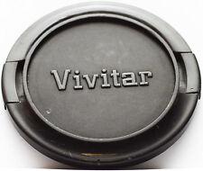 Original Vivitar Front Lens Cap 55mm 55 mm Snap-on Made in Japan
