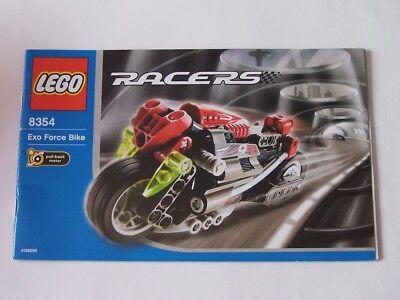 Instruction Nr Lego® Bauanleitung 8354 Angenehm Im Nachgeschmack