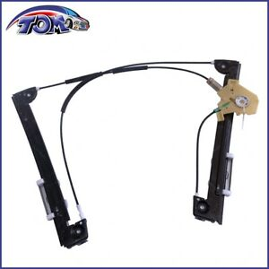 A-Premium Power Window Regulator with Motor Replacement for Mini Cooper 2002-2005 Front Right Passenger Side