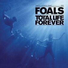 """FOALS """"TOTAL LIFE FOREVER"""" LP VINYL NEU"""