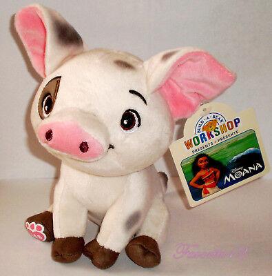 "2018 New Moive Moana Pua The Pet Pig Plush Doll Soft Stuffed Animal Toy 9/"" Teddy"