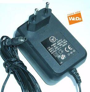 LEI Alimentazione Elettrica 48060100-C5 6V 1000mA Spina Ue