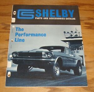 Ford Mustang Parts Catalogs