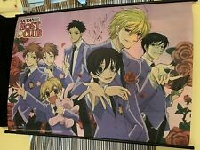 Anime Manga Ouran High School Host Club Poster Group HG Glossy Laminated