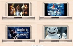 4-billboard-signs-N-or-Z-scale-Doctor-Who-set-3-HIDE-The-Snowmen