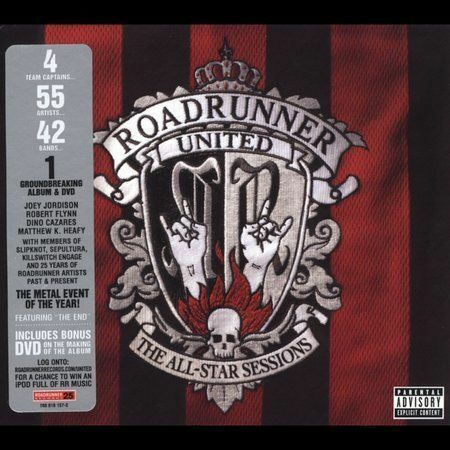 The All Star Sessions Pa By Roadrunner United Cd Oct 2005 2 Discs Roadrunner Records For Sale Online Ebay