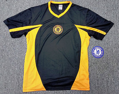 Chelsea Fc Official Licensed Jersey Rhinox Black Green 100