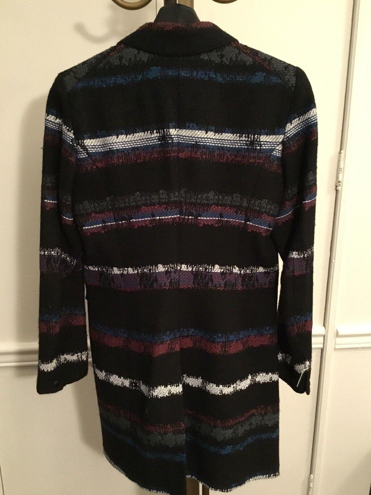Rag & Bone Multi-Color Short Coat/ Long Blazer, S - image 4