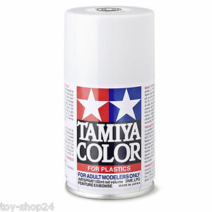 TAMIYA #300085026 TS-26 100 ml blanc brillant couleur