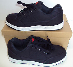 Men-039-s-Blue-Canvas-Skate-Lace-Up-Casual-Trainers-New-Shoes-Sizes-UK-6-7-8
