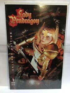 Lady-Pendragon-Gallery-Edition-1-NM-1st-Print-Image-Comics