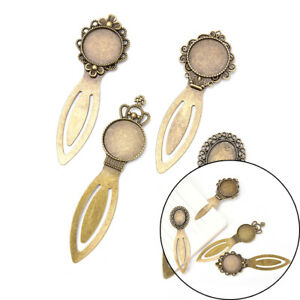 20mm-round-cabochon-antique-bronze-plated-bookmark-tray-settings-supplies-RG