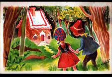 """CONTE pour ENFANT """"LA MAISON DE PAIN D'EPICES"""" illustrée par M.L. PECOURT"""