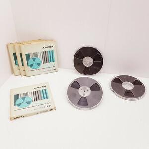 AMPEX-TDK-150-1800ft-Tape-7-034-Reel-to-Reel-Tape-Reel-Recording-Tape-7-inch-18cm