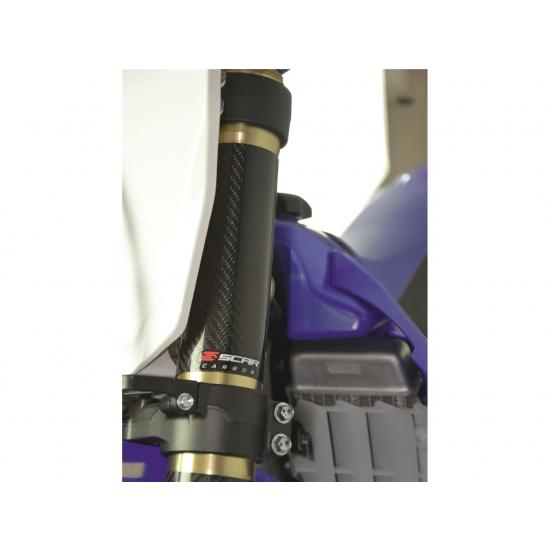 Schutz Gabel- carbone 160x52mm Scar SFWUB