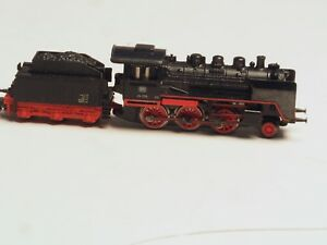 Z-scale-Marklin-5-pole-steam-engine-locomotive-for-Freudenreich-SJ-kit