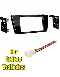 2001 mitsubishi mirage wiring harness part for 2014 2015 2016 2017 mitsubishi mirage double din car stereo  double din car stereo