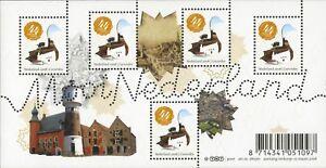 Mooi-Nederland-2008-4e-serie-Coevorden-t-m-Zoetermeer-postfris
