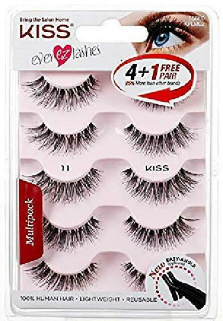 KISS - Ever Ez Lash Multipack 11 - 5 Pair