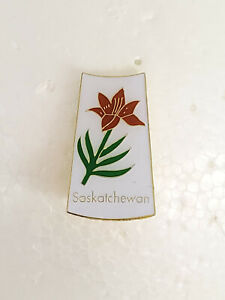 Saskatchewan-Canada-Lapel-Hat-Collectible-Pin