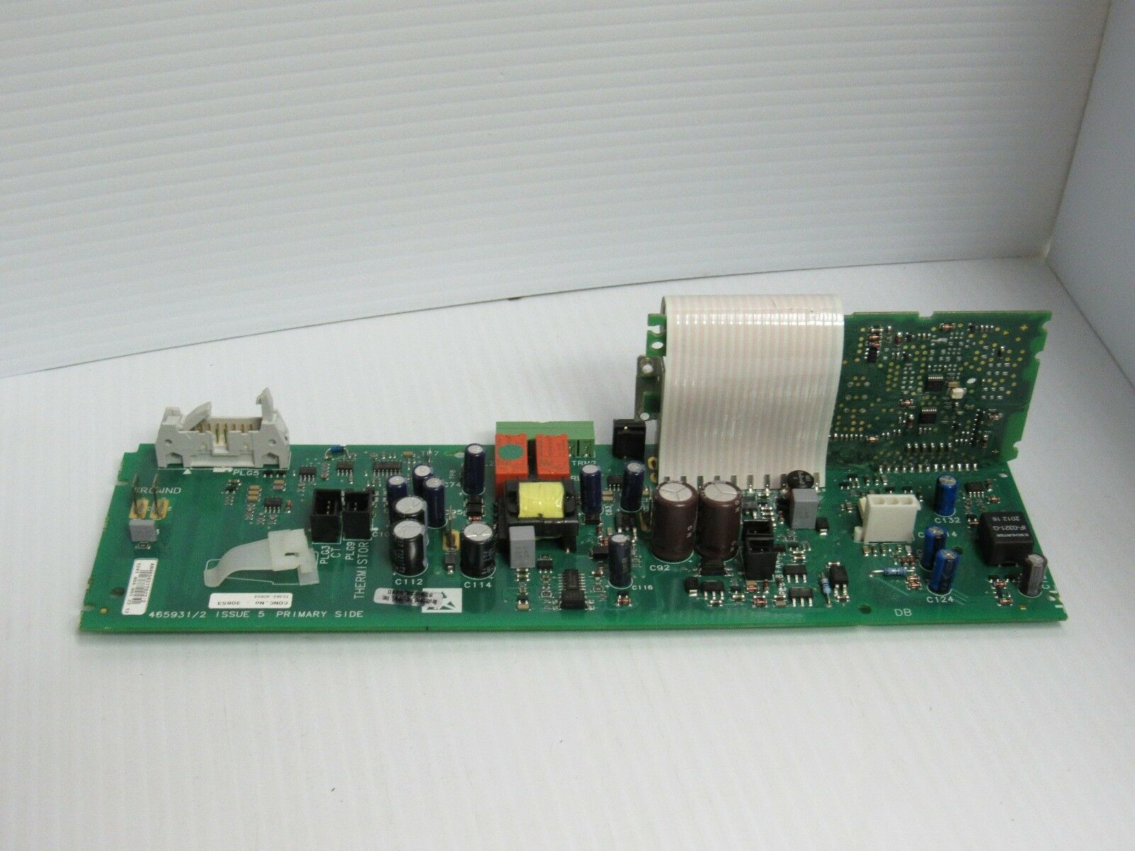 EUredHERM SSD PARKER AC DRIVE POWER SUPPLY CONTROL BOARD AH465931T022 2 465931