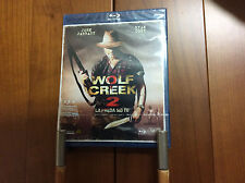 WOLF CREEK 2  di Greg McLean BLURAY