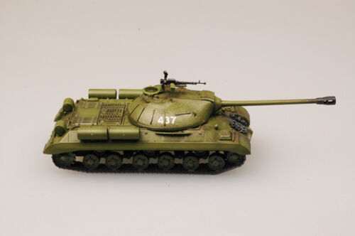 Easy Model 1//72 Russian JS-3 3M heavy tank chinese border 1972 Plastic #36247
