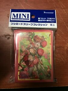 Sealed-Cardfight-Vanguard-Ranunculus-Flower-Maiden-Ahsha-Sleeves