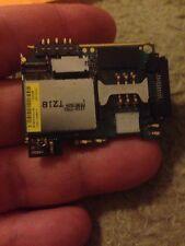 Sony Ericsson W20I Faulty Board