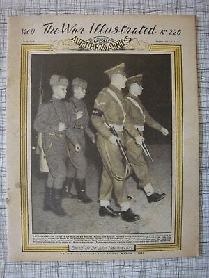 Prien, Cassino, Royal Oak, Singapore, Stalag Luft III The War Illustrated #226