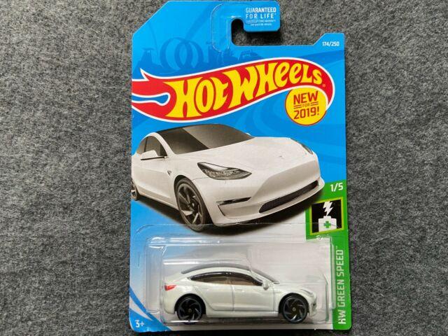 Tesla Model 3 HW Green Speed Hot Wheels   eBay