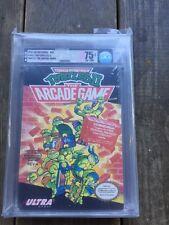 Teenage Mutant Ninja Turtles 2 Arcade Game NEW & Factory Sealed VGA 75+NES! TMNT