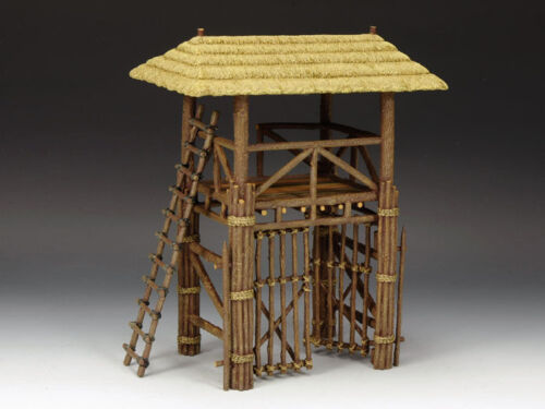 IC051 Chinese Fort Main Gate by King /& Country