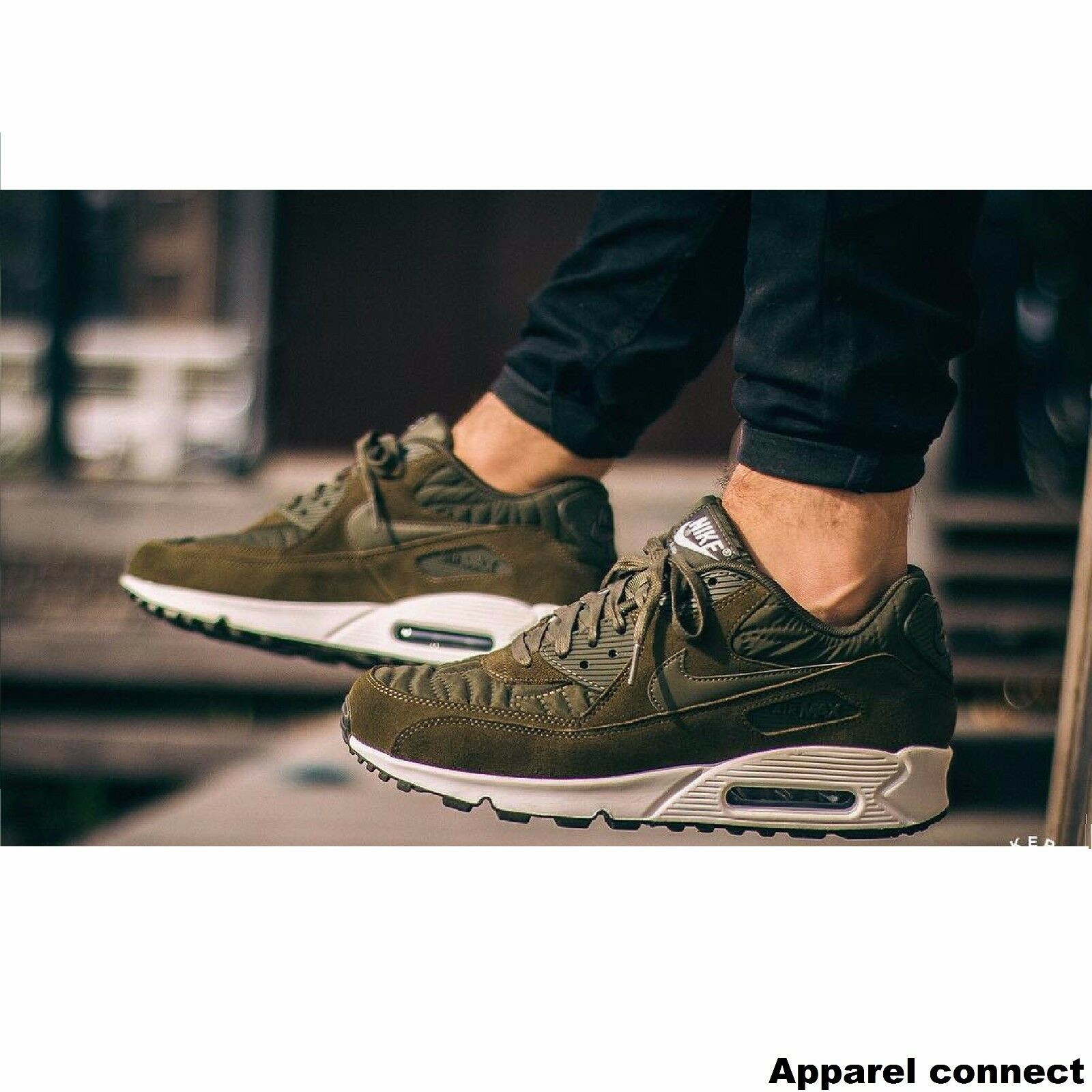 Nike Air Max Original 90 Premium Femme/ Ladies Trainers, Bottes FREE DELIVERY