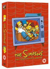 The Simpsons - Season 5  DVD Dan Castellaneta, Nancy Cartwright, Julie Kavner, Y
