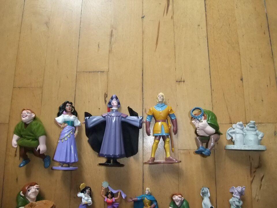 Disney, Klokkeren fra Notre Dame Figurer ,