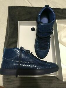 Hi Top Sneakers Shoes Size 13 47 Men