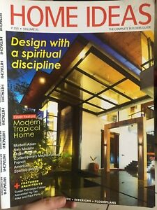 Image Is Loading Home Ideas Magazine Volume 31 The Complete Builder