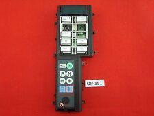 Original Jura Impressa S9/ S 9 Titan Bedienpanel-Steuerpanel Elemente #OP-151