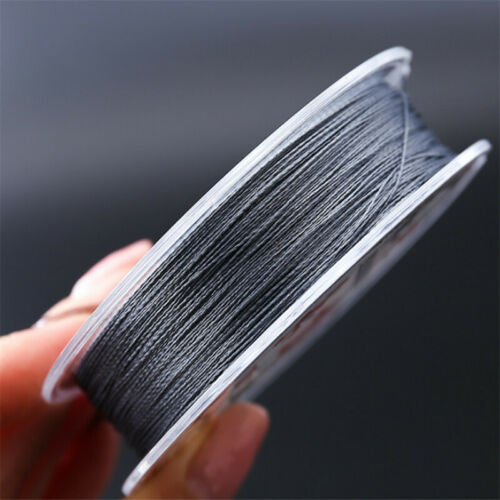Geflochtene Angelschnur 4 Stränge 100m Super Strong Japan Multifilament PE
