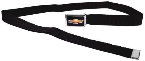 Clamp Web Men Canvas Military Chevrolet Impala Camaro Silverado 1.25 Black