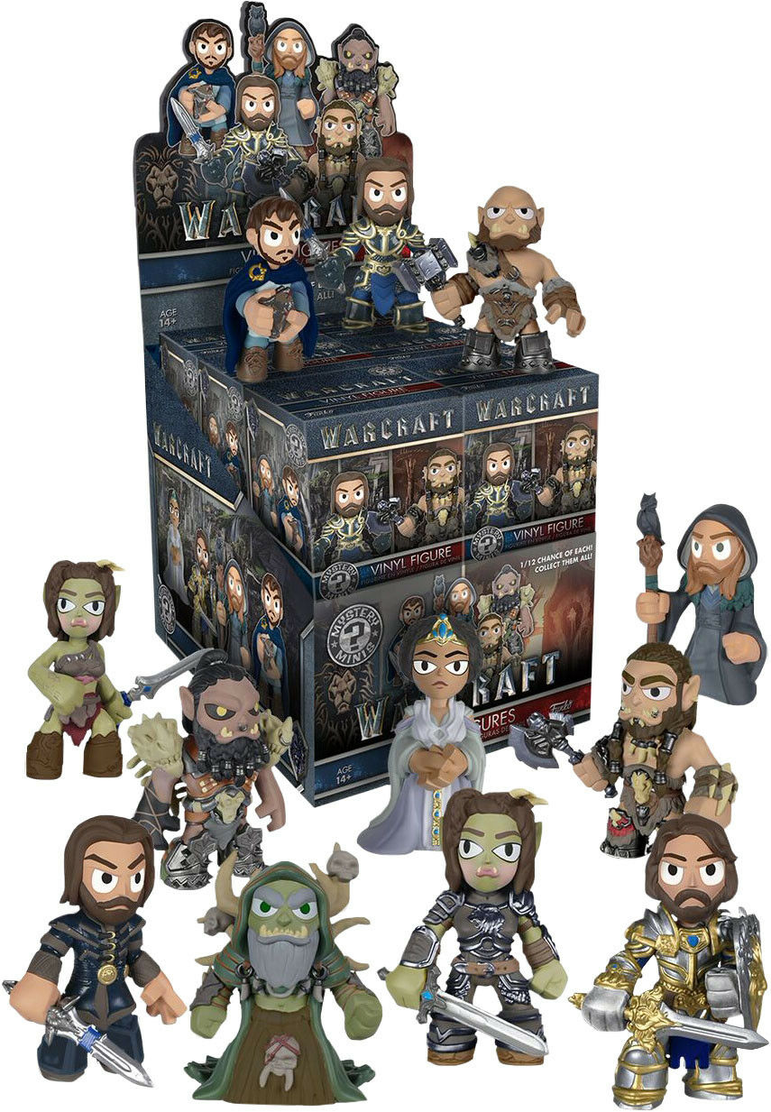 WARCRAFT - Mystery Minis Blind Box 2.5