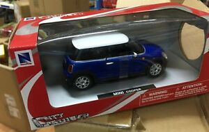 Newray New Ray New Ray Bmw Mini Cooper S One Diesel