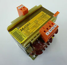 Klöckner Moeller STK 0.28 Transformator Trafo Pri. 400V Sec. 230V 1,22A T40E