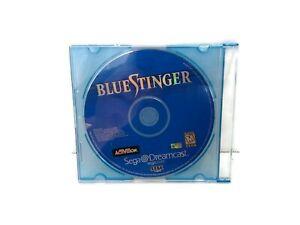Blue Stinger for Sega Dreamcast / Disc Only / Tested & Working.