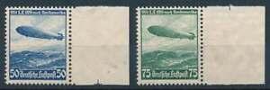D-Reich-Nr-606-607-ungebraucht-RAND-Zeppelin-Flugpostmarken-1936-69913
