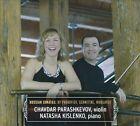 Russian Sonatas by Prokofiev, Schnittke & Nikolayev (CD, 2011, Chavdar Music)