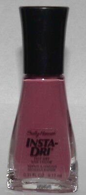Sally Hansen INSTA-DRI Fast Dry Nail Color Polish Lacquer 0.31 oz #1 **