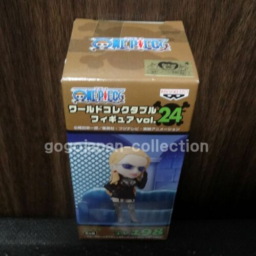 ONE PIECE WCF World Collectable Figure vol.24 CP9 Complete set