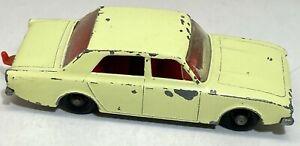 Matchbox-Lesney-No-45-Crema-Ford-Corsair-coche